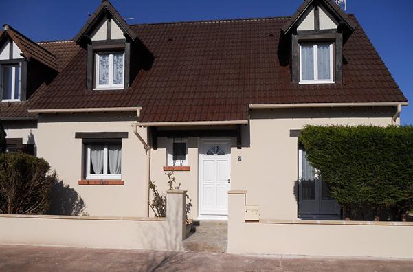 Courtier en travaux : rénovation de façades à Saint-Denis en Val, avec Travaux Tranquil