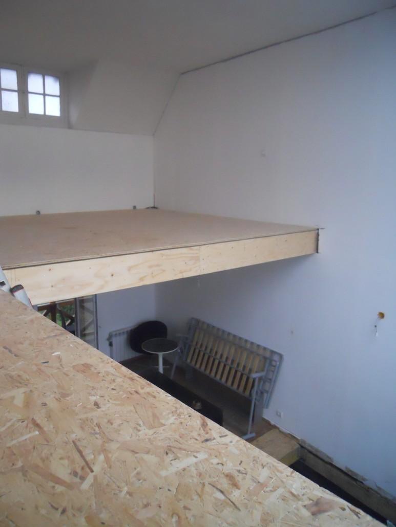 Courtier En Travaux Orléans création d'une mezzanine – travauxtranquil